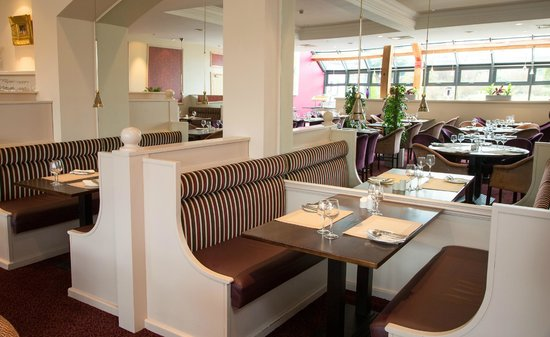 Sligo Park Hotel & Leisure Club: Dining at Sligo Park Hotel