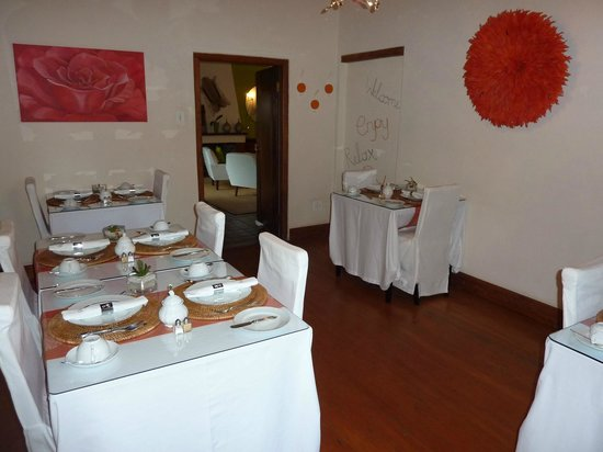 Rothman Manor: Frühstücksraum