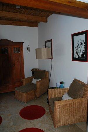 Rothman Manor: Zimmer