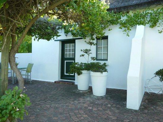 Rothman Manor: Eingang Zimmer