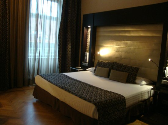 Eurostars Thalia Hotel:                   habitacion