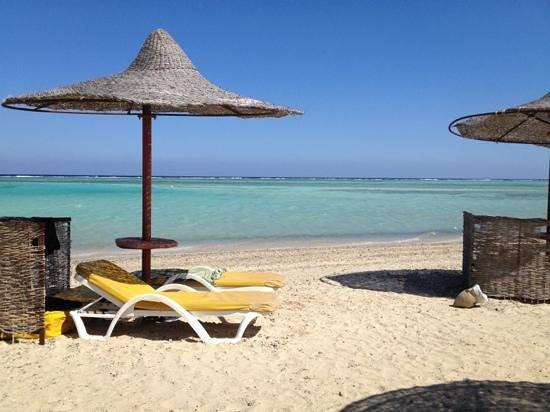Eden Village Habiba Beach:                   spiaggia Habiba