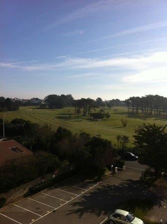 Residence Regina:                   vue sur le golfe