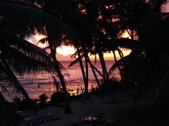 Point De Galle:                                     Sunset