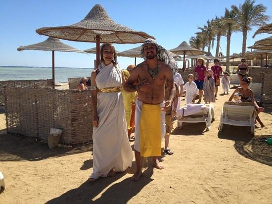 Eden Village Habiba Beach:                   i ragazzi dell'animazione
