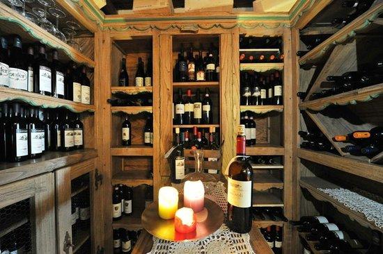 Hotel Bucaneve: Cantina Ristorante