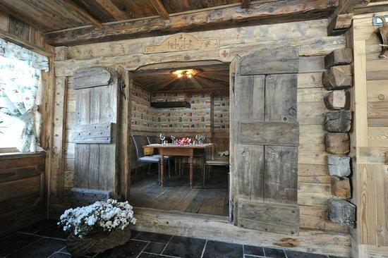 Hotel Bucaneve: Ristorante - Sala Gourmet