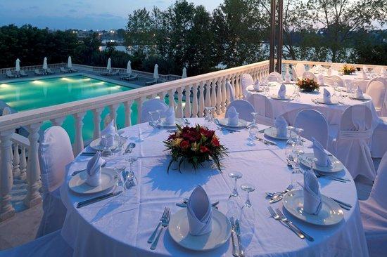 Margarona Royal Hotel: Balcony