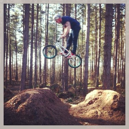 Center Parcs Sherwood Forest:                                     Sherwood Pines bike park