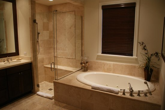 Grand Isle Resort & Spa:                   Bagno
