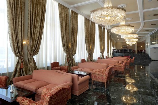 Margarona Royal Hotel: Lounge