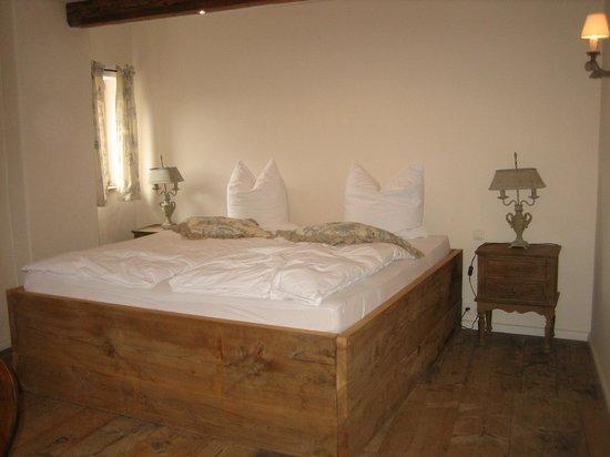 Schloss Amerang:                   Zimmer