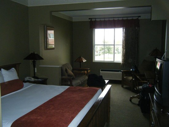 BEST WESTERN PLUS Sunset Suites-Riverwalk: Room 203