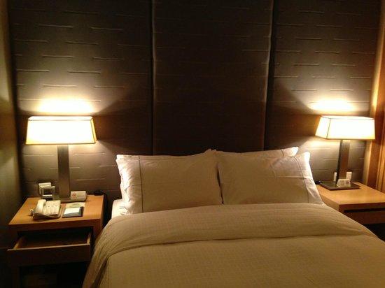 Jianguo Hotel: Room