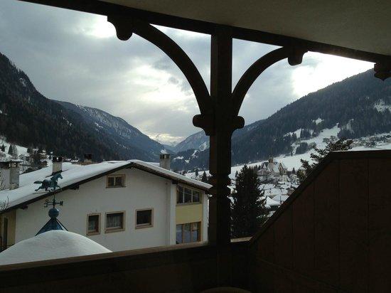 Dolce Casa Family Hotel & SPA:                   Vista delle Dolomiti dalla camera