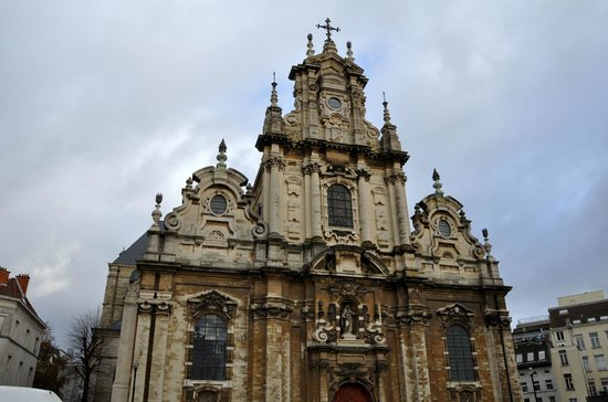 Eglise Saint-Jean-Baptiste au Beguinage