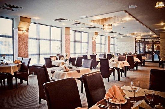 Best Western Hotel Galicya: restaurant