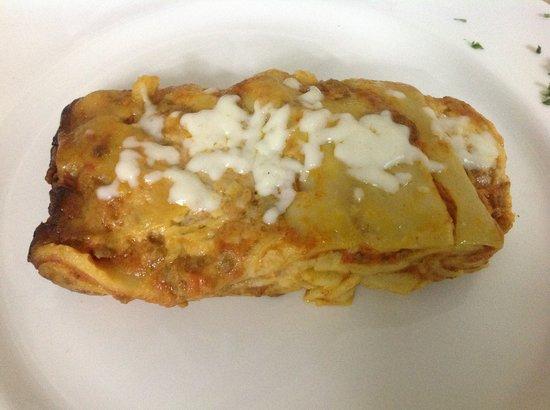 Nettuno: Lasagna mamma' recipe