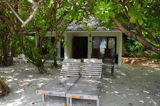 Paradise Island Resort & Spa:                   Strandbungalow