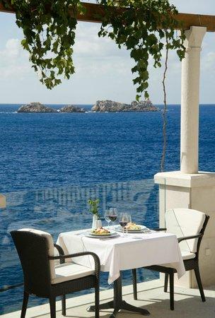 Restaurant More Dubrovnik : Romantic dinner