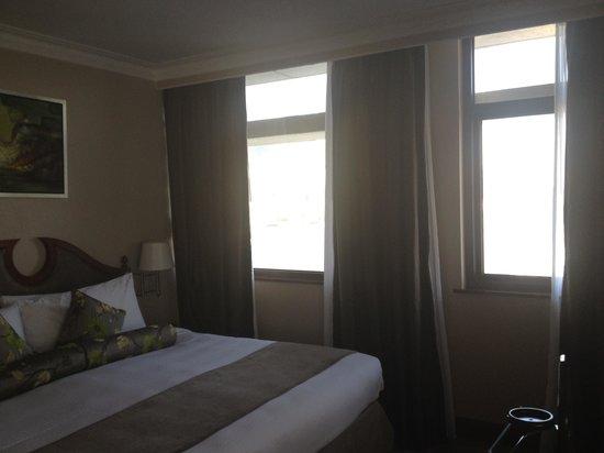 Marco Polo Hongkong Hotel:                   Room