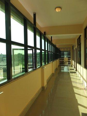 Hotel Opera :                   corridor