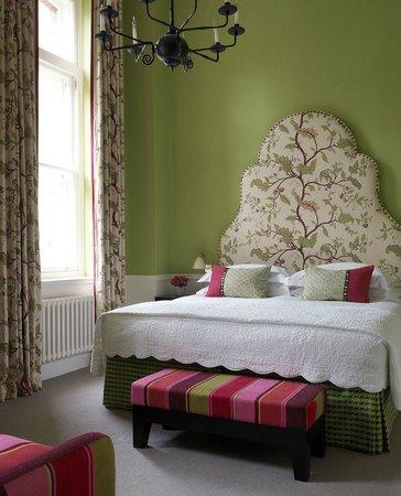 Charlotte Street Hotel: Deluxe Room