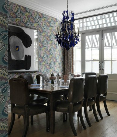 Charlotte Street Hotel: Dora Carrington Room