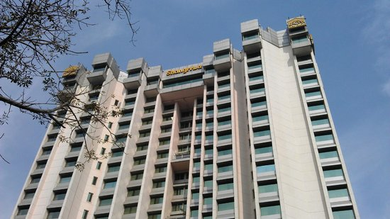 Shangri-La's Eros Hotel: Hotel