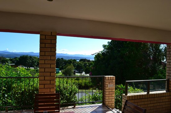 Luna Lodge Plettenberg Bay:                                     stunning views