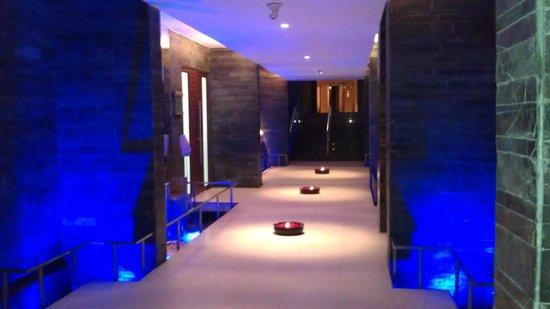 Shangri-La's Eros Hotel : Spa