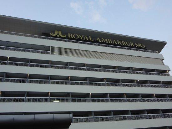 Royal Ambarrukmo Yogyakarta: Facade (Day)
