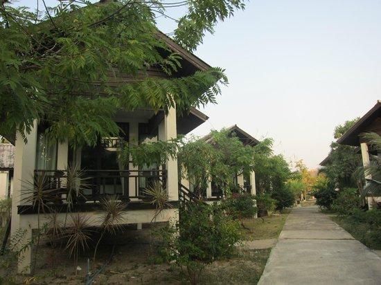 Tacola Resort and Spa:                   Наше бунгало