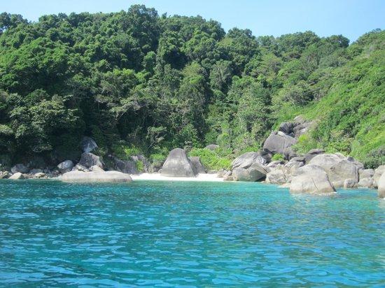 Tacola Resort and Spa :                   Симилан и Индийский океан