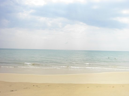 Tacola Resort and Spa :                   Андаманское море