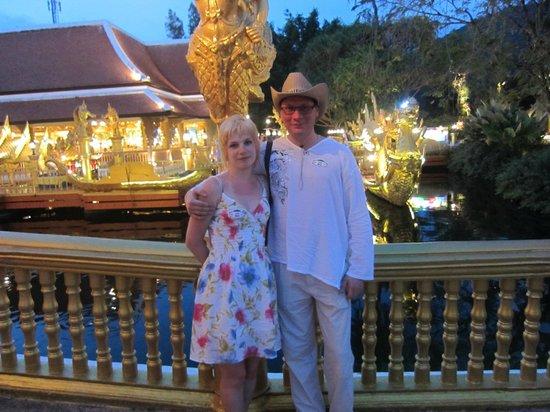 Tacola Resort and Spa:                   Мы в парке Фэнтази