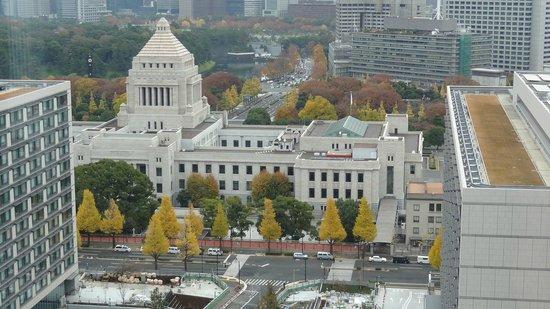 The Capitol Hotel Tokyu:                   国会議事堂