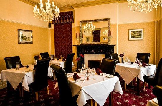 The Park Hotel: Restaurant