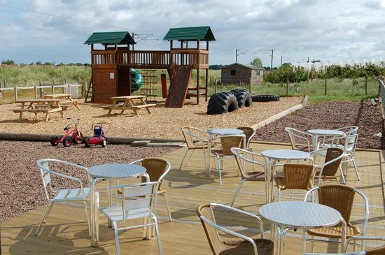 Belhaven Fruit Farm: Childrens Play Area