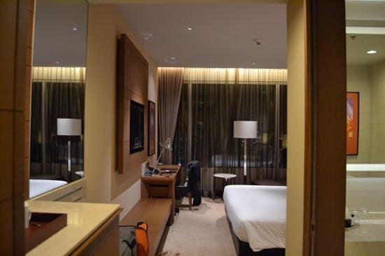 Eastin Grand Hotel Sathorn:                   Zimmer 1704