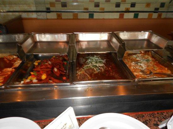 Gran Porto Resort:                                     Good food