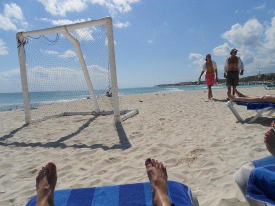 Gran Porto Resort:                                     beach