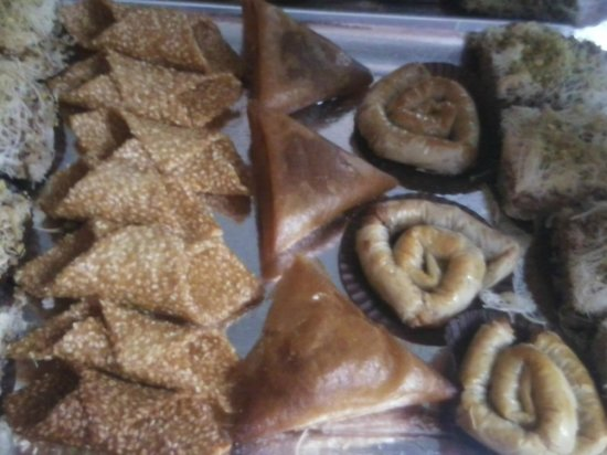 Les Delices de Tetouan: patisseris faits maison