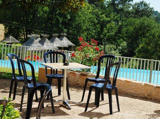 Camping La Linotte : Service de restauration