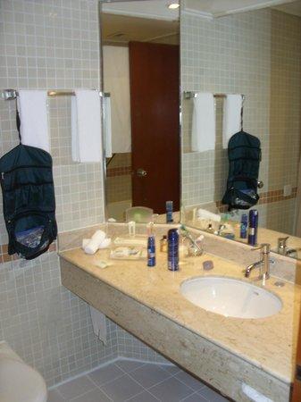 Holiday Inn Singapore Atrium: Badezimmer