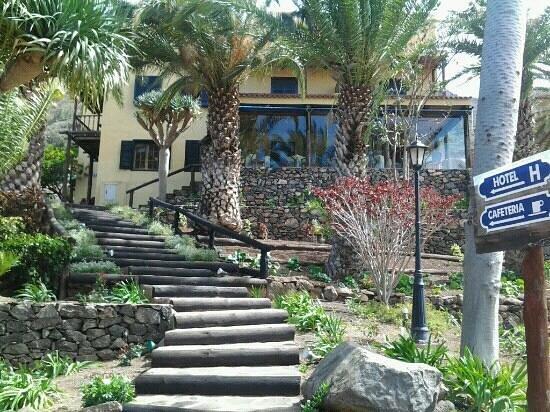 Hacienda de Anzo:                   restaurante