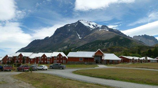 Las Torres Patagonia:                   Location, Location, Location!