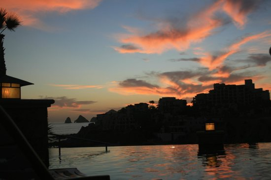 Welk Resorts Sirena Del Mar:                   Beautiful sunsets