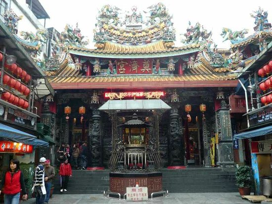 Tianjigong:                   昼の入口