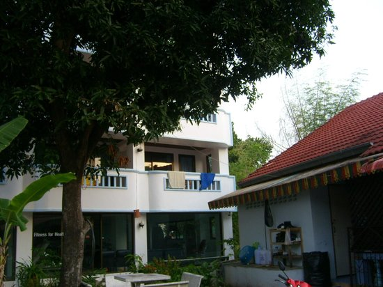 Choeng Mon Beach Hotel and Spa: bâtiment B